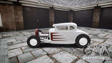 Ford Hot Rod 1931 для GTA 4 вид слева