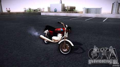 Honda CG 125 для GTA San Andreas