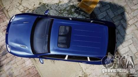 Porsche Cayenne Magnum для GTA 4 вид сзади