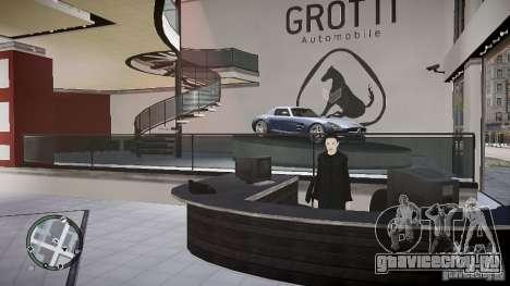 Car Shop Mod для GTA 4 второй скриншот