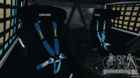 Chevrolet Silverado CK-1500 Stock Baja [EPM RIV] для GTA 4 вид изнутри