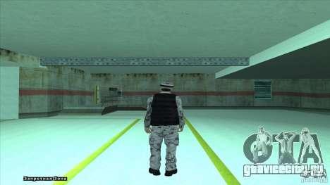 Army Soldier v2 для GTA San Andreas второй скриншот