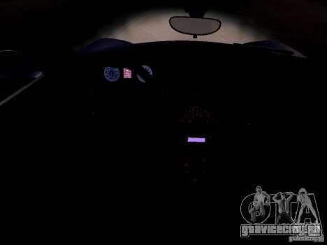 Alfa Romeo 8C Spider 2012 для GTA San Andreas колёса