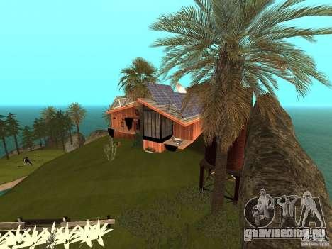 Kapu Pohaku Island v1.2 для GTA San Andreas третий скриншот