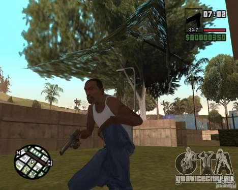 Тульский Токарев - ТТ для GTA San Andreas второй скриншот