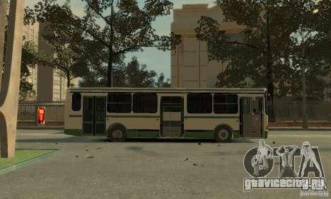 ЛиАЗ 5256.26 v3.1 для GTA 4 вид справа