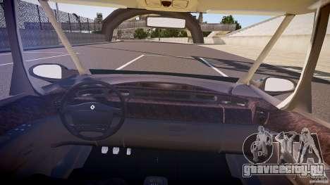 Renault Grand Espace III для GTA 4 вид сзади