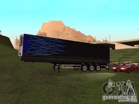 Новый прицеп для GTA San Andreas