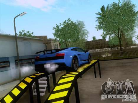 Auto Estokada v1.0 для GTA San Andreas второй скриншот