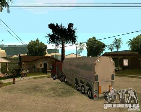 Прицеп Стекловоз для GTA San Andreas