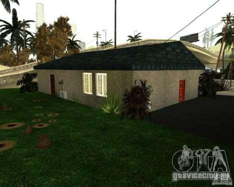 New Ryder House для GTA San Andreas