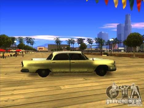 Glendale - Oceanic для GTA San Andreas вид слева