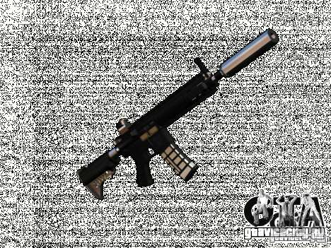 Weapon pack v2 для GTA San Andreas второй скриншот