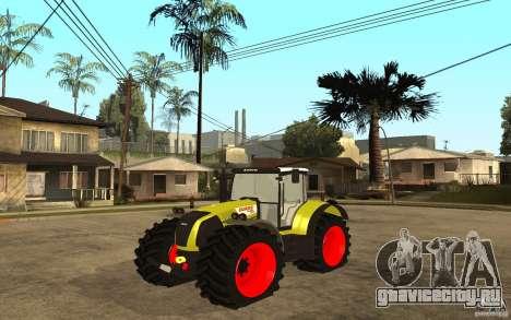 CLAAS Axion 850 для GTA San Andreas