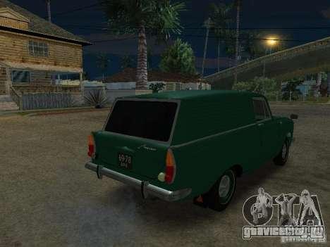 АЗЛК 434 для GTA San Andreas вид слева