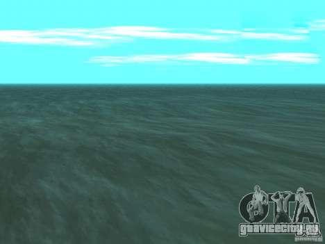 Новая Вода для GTA San Andreas третий скриншот