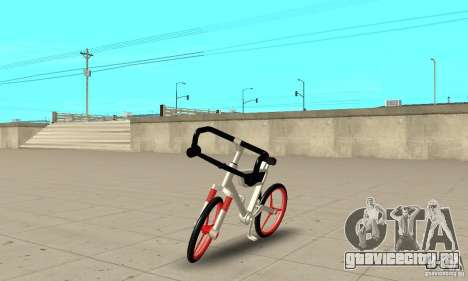 Wind Solar MT Bike для GTA San Andreas