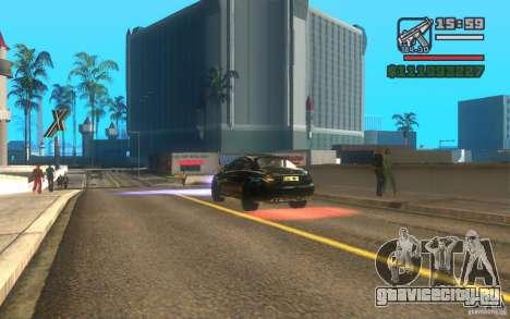ENBSeries by Gasilovo v2 для GTA San Andreas четвёртый скриншот