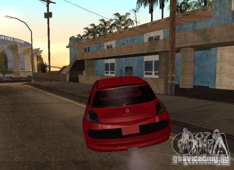 Renault Megane Sport Custom для GTA San Andreas