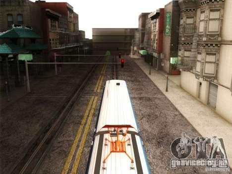 TrainCamFix для GTA San Andreas