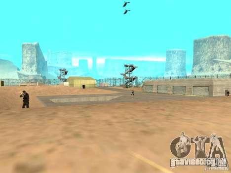 Оживлённая зона 69 для GTA San Andreas седьмой скриншот