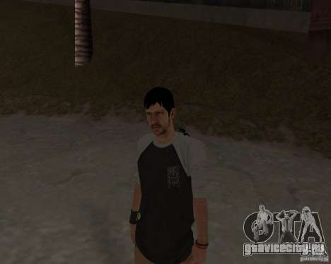 Tony Hawks Cole для GTA San Andreas четвёртый скриншот