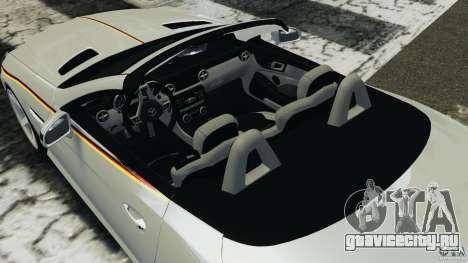 Mercedes-Benz SLK 2012 v1.0 [RIV] для GTA 4 двигатель
