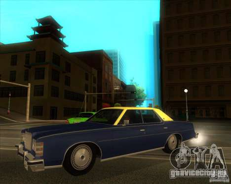 Ford LTD Brougham 4 door 1975 для GTA San Andreas