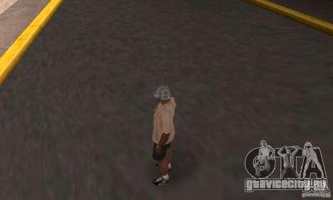 Adio hamilton для GTA San Andreas второй скриншот