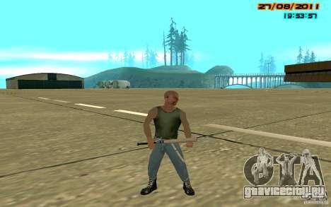 SkinHeads Pack для GTA San Andreas