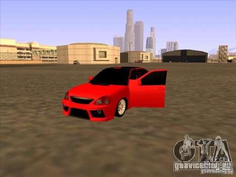 ВАЗ 2172 Sport для GTA San Andreas