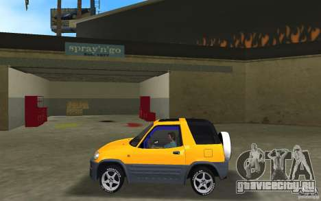 Toyota RAV4 L 1994 для GTA Vice City