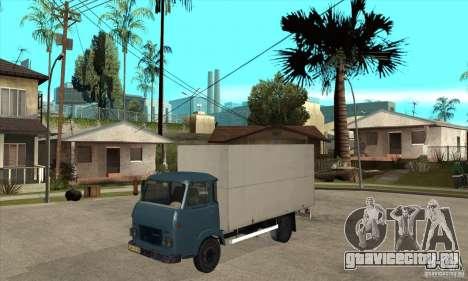 Avia A31 для GTA San Andreas