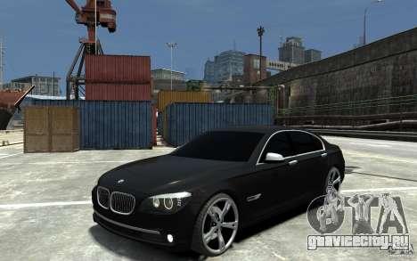 BMW 750 LI F01 v1.3 для GTA 4
