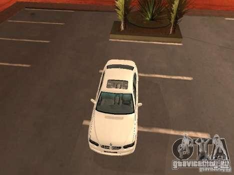 BMW Alpina B7 для GTA San Andreas вид слева