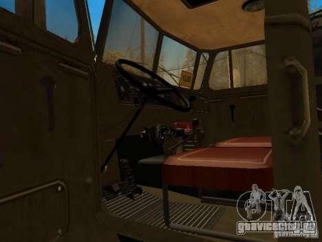 Урал 4320 для GTA San Andreas вид справа