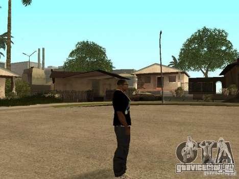 Майка Nike для GTA San Andreas шестой скриншот