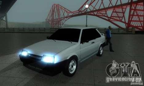 ВАЗ 21099 Coupe для GTA San Andreas