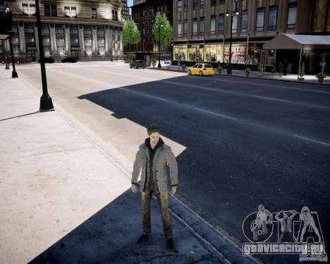 Alan Wake для GTA 4 третий скриншот