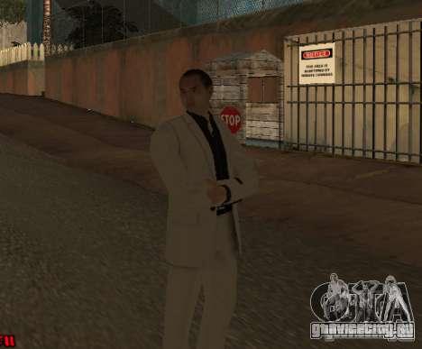 Red Dragon Clan Yakuza для GTA San Andreas второй скриншот