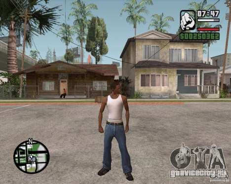 GTA 4 Anims for SAMP v2.0 для GTA San Andreas второй скриншот