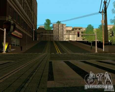 GTA 4 Roads для GTA San Andreas седьмой скриншот