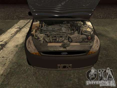 Ford Ka 1998 для GTA San Andreas вид справа