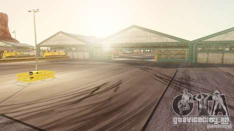 Nevada Drift Map для GTA 4 третий скриншот