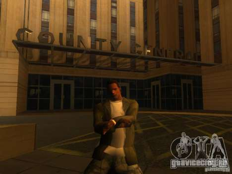 Gangam Style для GTA San Andreas третий скриншот