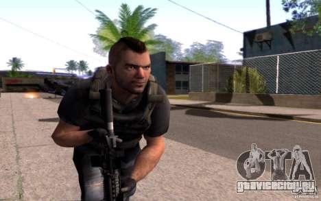 Соуп МакТавиш (Бразилия) для GTA San Andreas третий скриншот