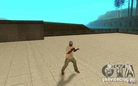 Разные стили борьбы для GTA San Andreas третий скриншот