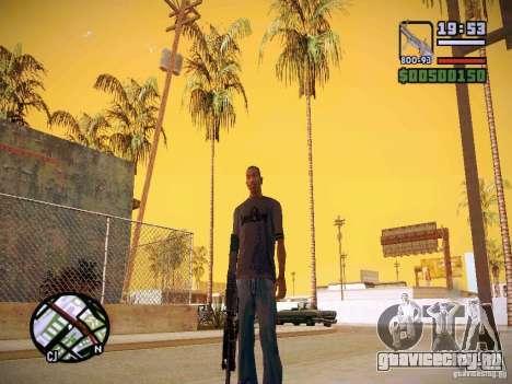 M60 для GTA San Andreas второй скриншот