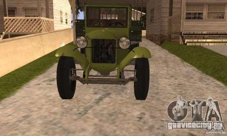 ЗИС-5 для GTA San Andreas вид справа