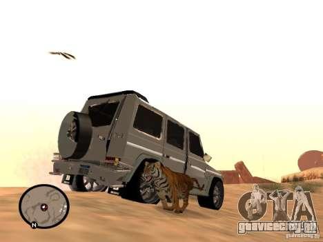 Животные в GTA San Andreas 2.0 для GTA San Andreas второй скриншот